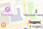 Схема проезда до компании ГеоТехноген-Проект в Екатеринбурге
