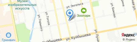 АУДИТ ПОЖАРНОЙ БЕЗОПАСНОСТИ на карте Екатеринбурга