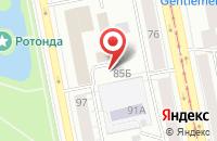Схема проезда до компании Брусянский Гранитный Плитняк в Екатеринбурге