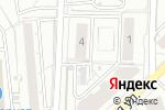 Схема проезда до компании Салончик в Екатеринбурге