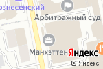 Схема проезда до компании Myadmin.pro в Екатеринбурге
