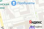 Схема проезда до компании Ом в Екатеринбурге