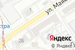 Схема проезда до компании Империя пола в Екатеринбурге