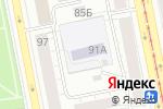 Схема проезда до компании Детский сад №345 в Екатеринбурге