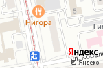 Схема проезда до компании Магазин одежды в Екатеринбурге