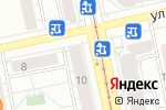 Схема проезда до компании МегаФон в Екатеринбурге