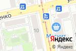 Схема проезда до компании Стиль оптика в Екатеринбурге