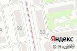 Схема проезда до компании Renzo Rinaldi в Екатеринбурге