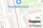 Схема проезда до компании Ева в Екатеринбурге