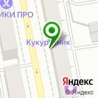 Местоположение компании Vape Studio Yekaterinburg