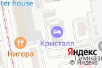 Схема проезда до компании Аверс в Екатеринбурге