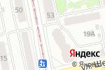 Схема проезда до компании Мэри Люкс в Екатеринбурге