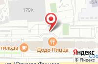 Схема проезда до компании Энерго-Запас в Екатеринбурге