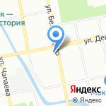 INTERNI LUX на карте Екатеринбурга