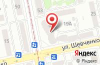 Схема проезда до компании Центр Развития Детей «Катюша» в Екатеринбурге