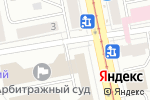 Схема проезда до компании Екатеринбурггазмонтаж в Екатеринбурге