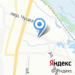 Дворянское гнездо на карте Екатеринбурга