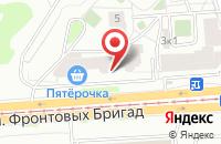 Схема проезда до компании Первый Завод Грузоподъемного Оборудования в Екатеринбурге