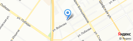 СтройМакс на карте Екатеринбурга