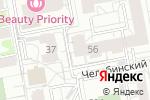 Схема проезда до компании Некко в Екатеринбурге