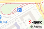Схема проезда до компании Алкрай в Екатеринбурге