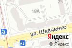 Схема проезда до компании SOVANNA в Екатеринбурге