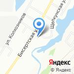 Estel на карте Екатеринбурга