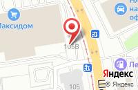 Схема проезда до компании Сеть цветочных магазинов в Екатеринбурге