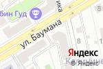 Схема проезда до компании Лабиринт в Екатеринбурге