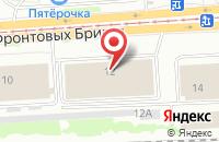 Схема проезда до компании Profi service в Новодвинске