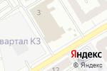 Схема проезда до компании Я Расту! в Екатеринбурге