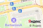 Схема проезда до компании Сбербанк, ПАО в Екатеринбурге