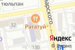 Схема проезда до компании Банкомат, Банк ВТБ 24, ПАО в Екатеринбурге