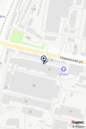 Профессиональная Страйкбольная Лига на карте Екатеринбурга