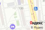 Схема проезда до компании АПИ в Екатеринбурге