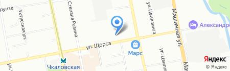 All`po4ino на карте Екатеринбурга