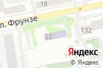 Схема проезда до компании Детский сад №365 в Екатеринбурге