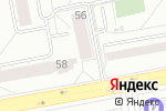 Схема проезда до компании УралСтальДизайн в Екатеринбурге