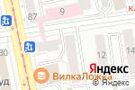 Схема проезда до компании ТРАНССЕРВИС-Екатеринбург в Екатеринбурге