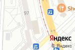 Схема проезда до компании УралЗащита-Екатеринбург в Екатеринбурге