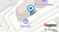Компания Айтекс на карте