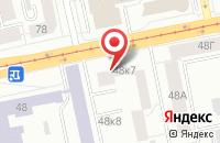Схема проезда до компании Пейджерком-Екатеринбург в Екатеринбурге