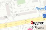Схема проезда до компании Золотой ЗапасЪ в Екатеринбурге