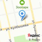 ЦИГУН на карте Екатеринбурга