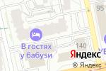 Схема проезда до компании Активные Технологии в Екатеринбурге