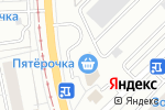Схема проезда до компании ALTiE.RU в Екатеринбурге