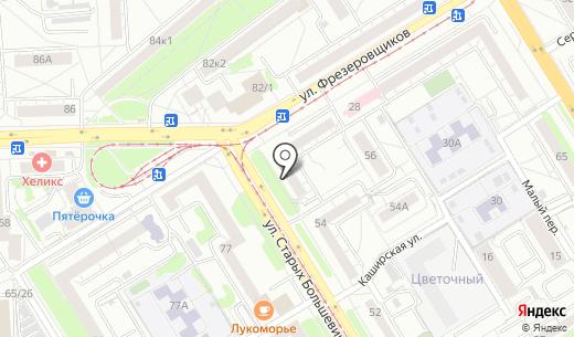 Аптечный стандарт. Схема проезда в Екатеринбурге