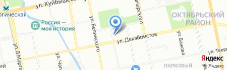 МонтажУрал на карте Екатеринбурга