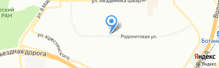 ReMaster на карте Екатеринбурга