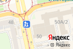 Схема проезда до компании Изысканные украшения и магия камня в Екатеринбурге